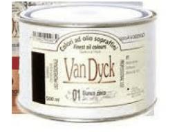 Ferrario Van Dyck colori ad olio 500 ml