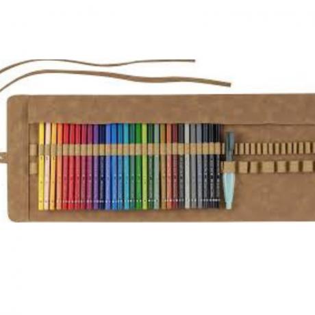 Rotolo con matite colorate acquerellabili Albrecht Durer Faber Castell 2 e1615824516572