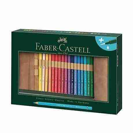 Rotolo con matite colorate acquerellabili Durer Faber Castell