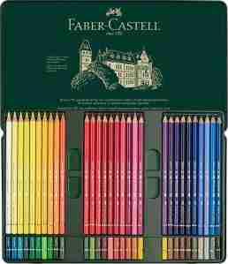110060 Polychromos colour pencil tin of 60 Internet 56674