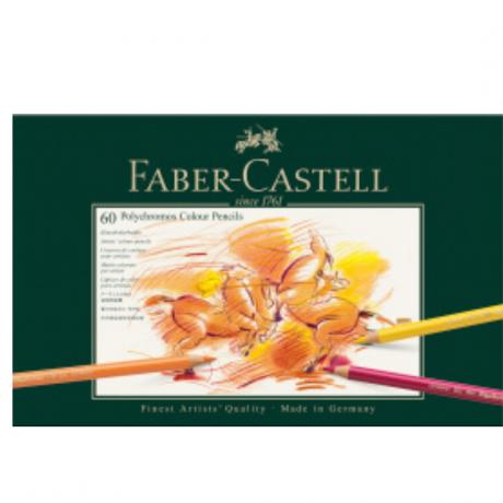 Polychromos 60 colori Faber