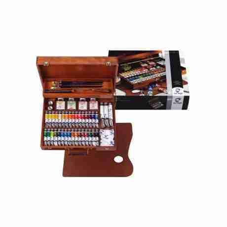 Box superior Colori a Olio Van Gogh Talens 32 tubi10
