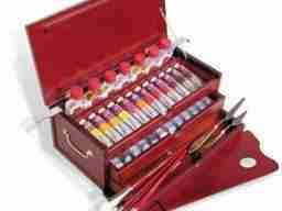Confezioni colori acrilici