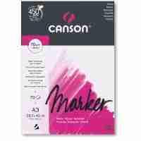 blocco marker canson A320