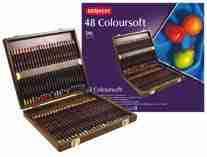 coloursoft 48 colori derwent10