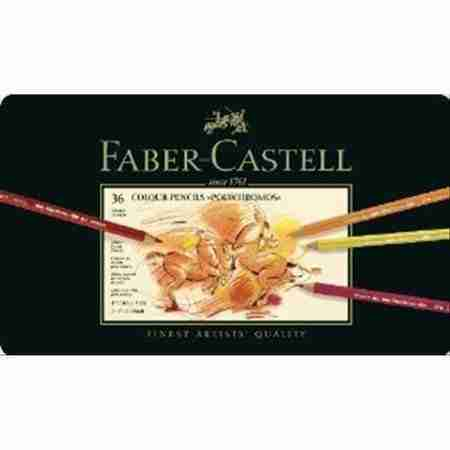 faber Castell 36 matite colorate polycromos10
