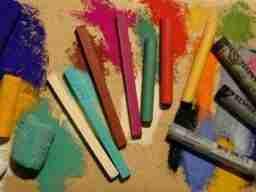 Pastelli per artisti